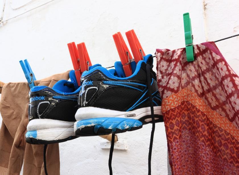Wie Du deine neuen Klamotten trocknest ohne sie zu beschädigen